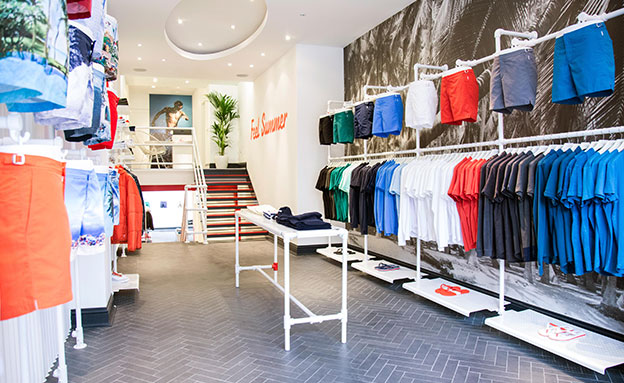 orlebar brown westbourne grove store