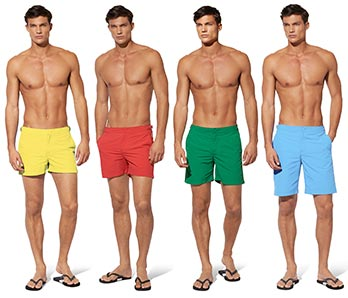 Finding the perfect swim shorts