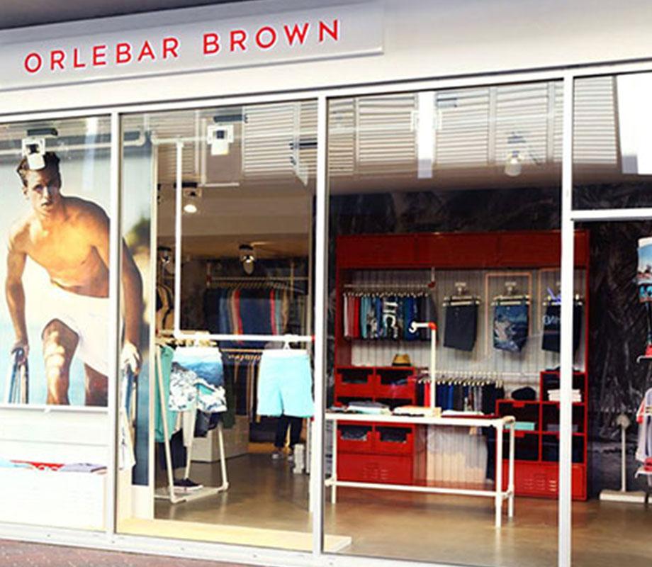 Bondi beach clothing stores