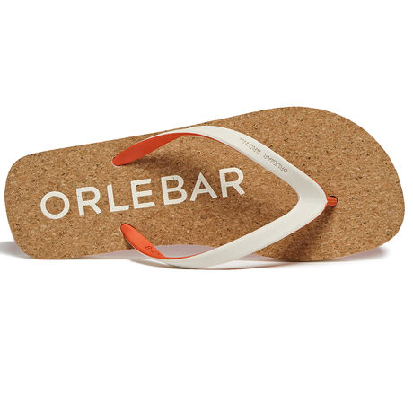 Orlebar Brown Haston Cork WHITE/BLUSH