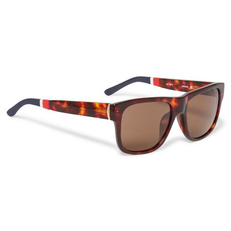 Orlebar Brown WITHYCOMBE OHCRE T-SHELL/KHAKI BROWN