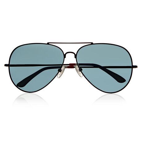 Orlebar Brown Aviator Sunglasses NAVY/RIVIERA/JADE MIRROR