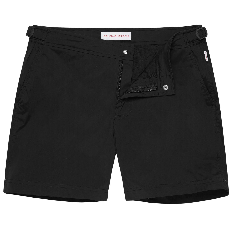 Orlebar Brown Bulldog Sport BLACK