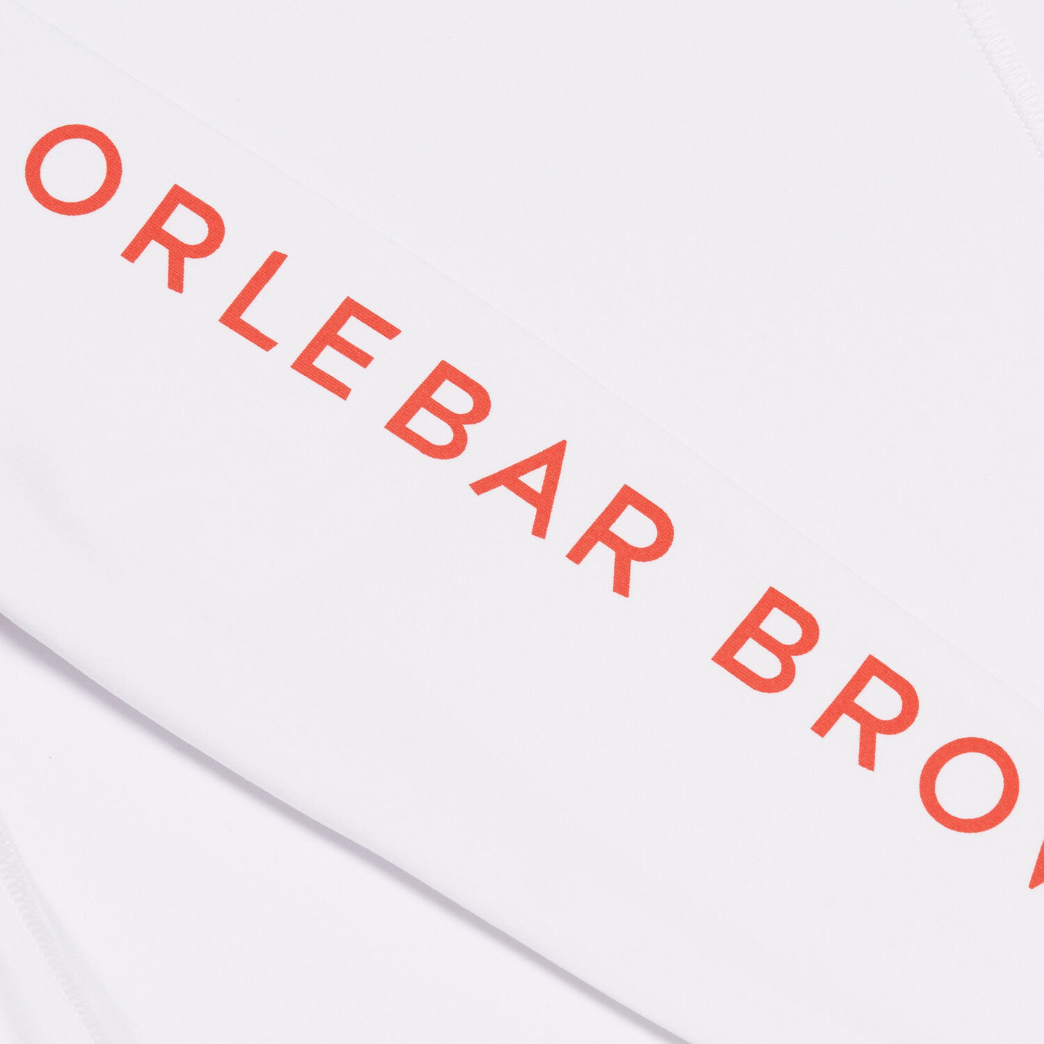 Orlebar Brown Ollie WHITE/RED