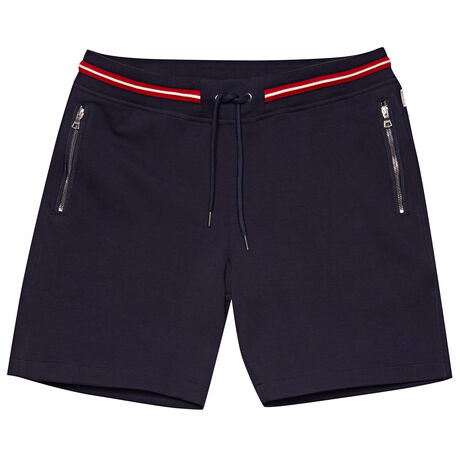 Orlebar Brown Reeves Stripe NAVY/RESCUE RED