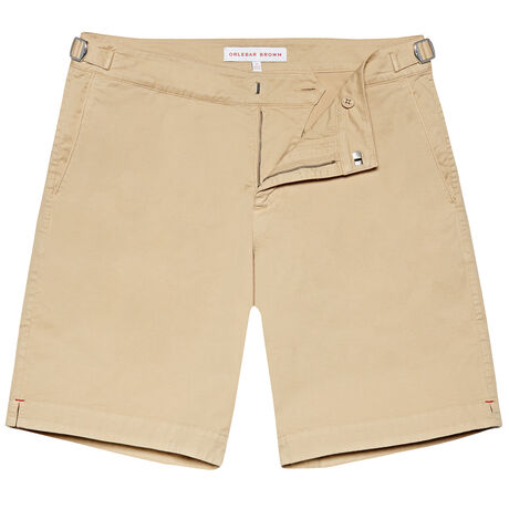 Orlebar Brown Dane Cotton Twill STONE