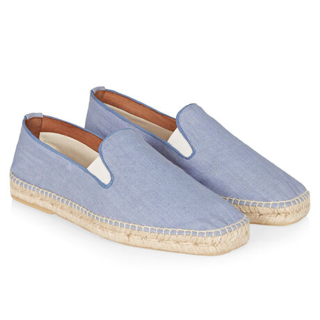 Orlebar Brown Thunderball Espadrilles WASHED INDIGO