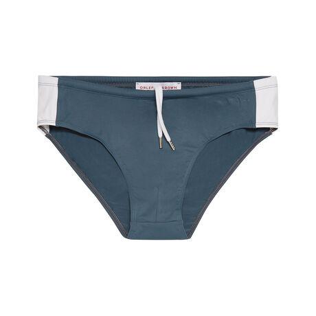 Orlebar Brown Dachshund Sport STEEL BLUE