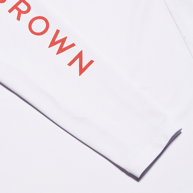 Orlebar Brown Bray WHITE/RED