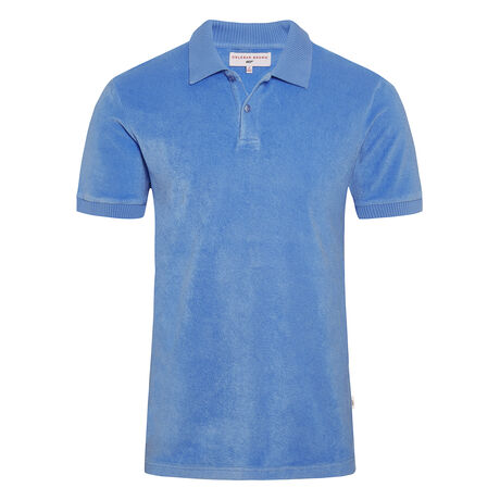 Dr No Towelling Polo