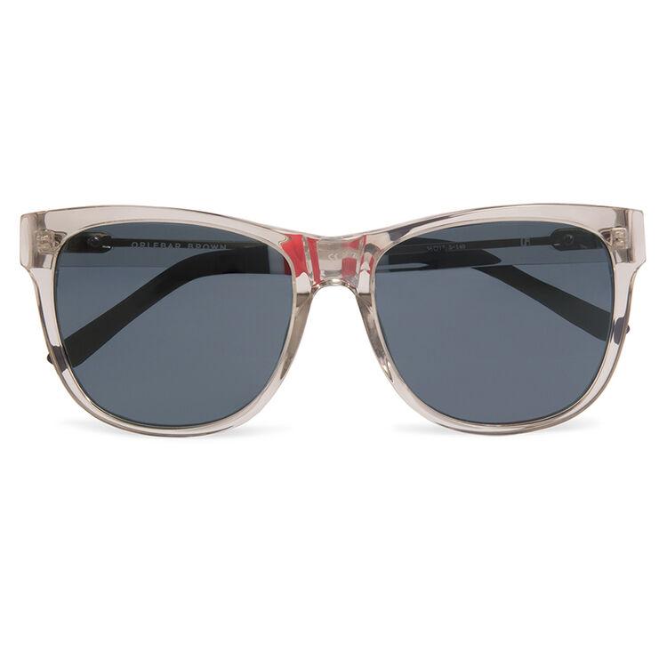 Clear D-Frame Sunglasses | Orlebar Brown