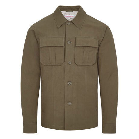 Orlebar Brown Archer MILITARY GREEN