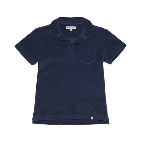Orlebar Brown Digby Towelling NAVY