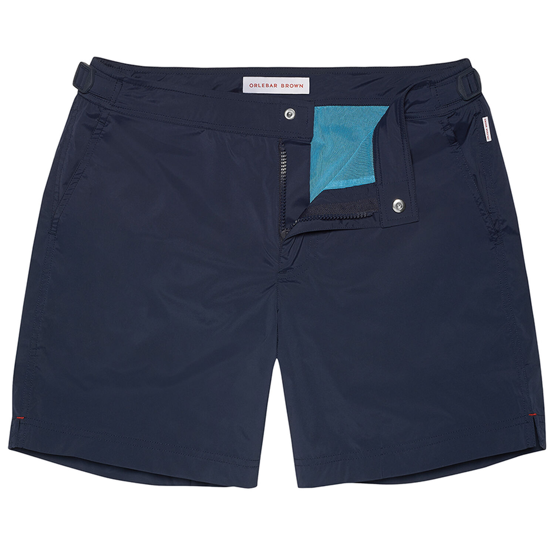 140f0c2ff2 Navy Bulldog Sport Men's Swimwear | Orlebar Brown UK
