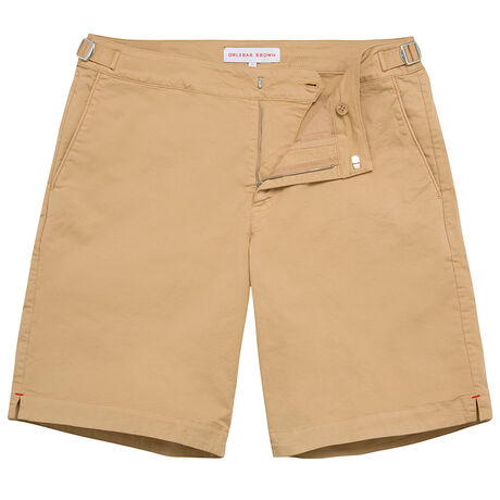 Orlebar Brown Dane Cotton Twill BIRCH