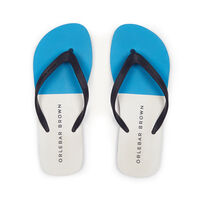 Orlebar Brown Haston WHITE/BAHAMA BLUE