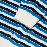 Orlebar Brown Pierce Toweling BAHAMA BLUE