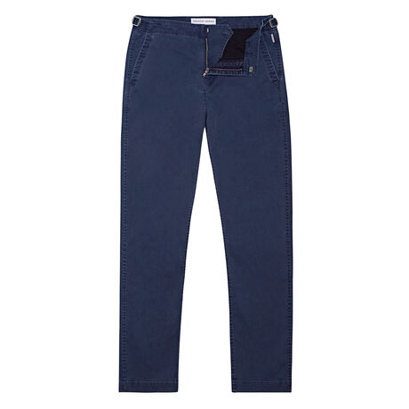 Orlebar Brown Burne WASHED NAVY/SEA BREEZE