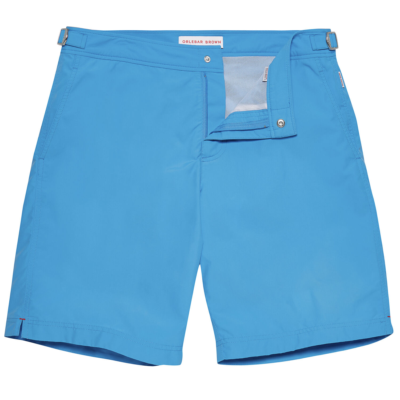 2f5873cb5c Dane - Bahama Blue Longest Length Swim Shorts   Orlebar Brown