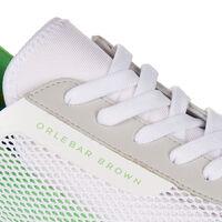 Orlebar Brown Larson WHITE/SPRING GREEN