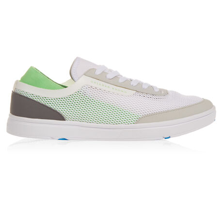 Orlebar Brown Larson WHITE/SPRING GREEN