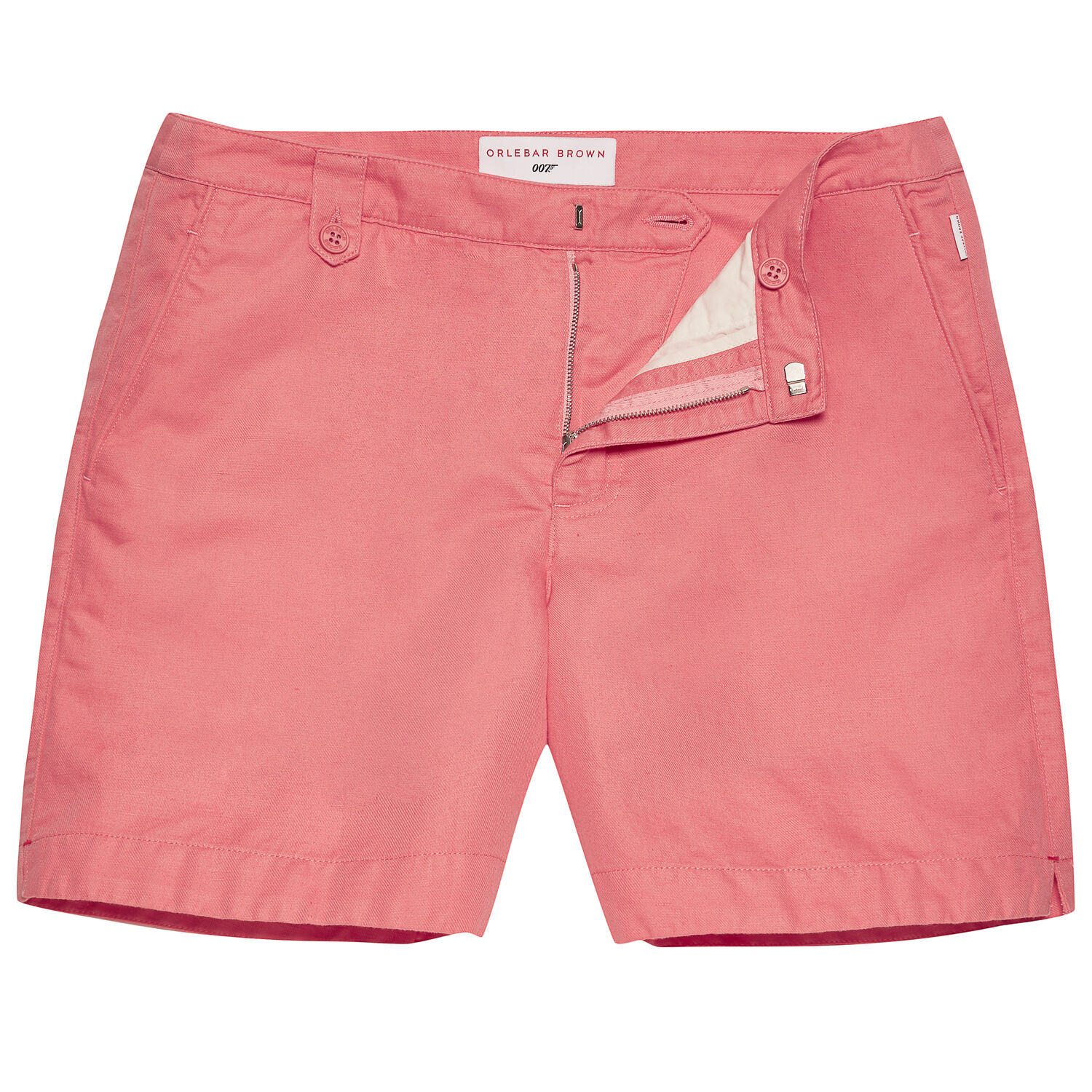 Orlebar Brown Thunderball Day Short ANTIQUE PINK