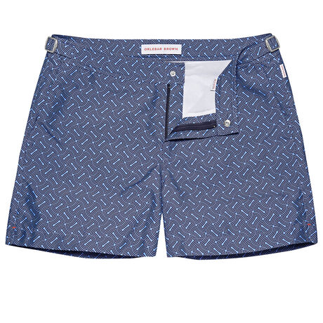 Orlebar Brown Setter SEA BREEZE/NAVY