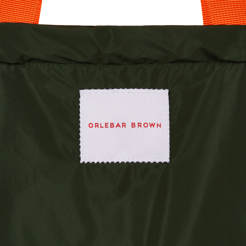 Orlebar Brown LANDSBURGH FOREST GREEN
