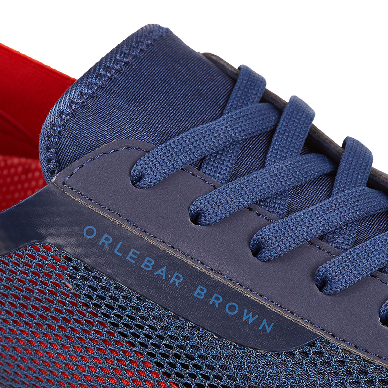 Orlebar Brown LARSON NAVY/RED