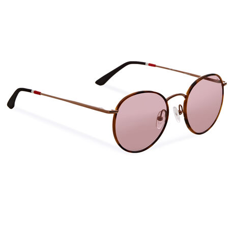Orlebar Brown Round Sunglasses T-SHELL/BRONZE/BL/PURPLE M