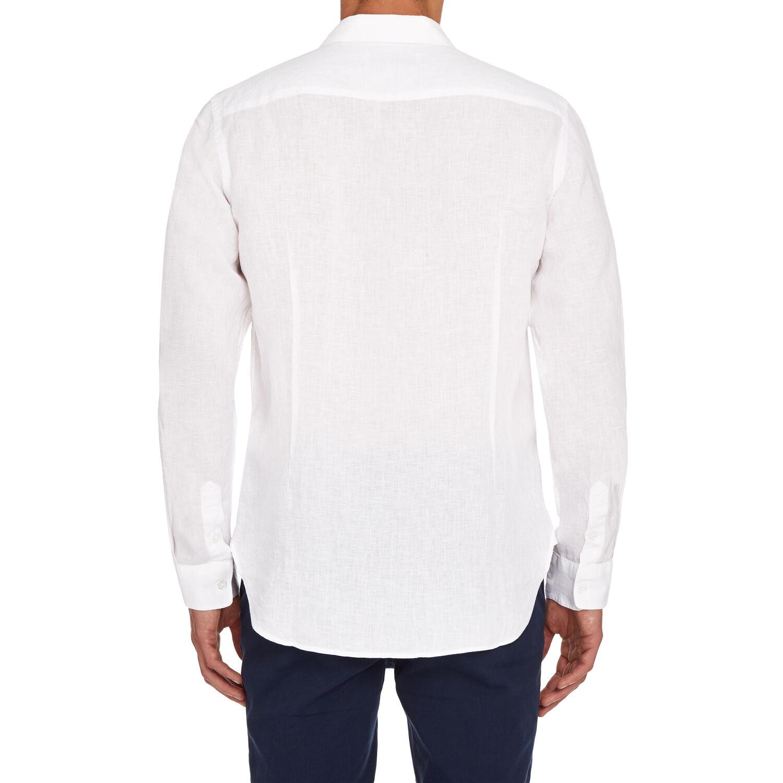 Orlebar Brown Morton Linen WHITE