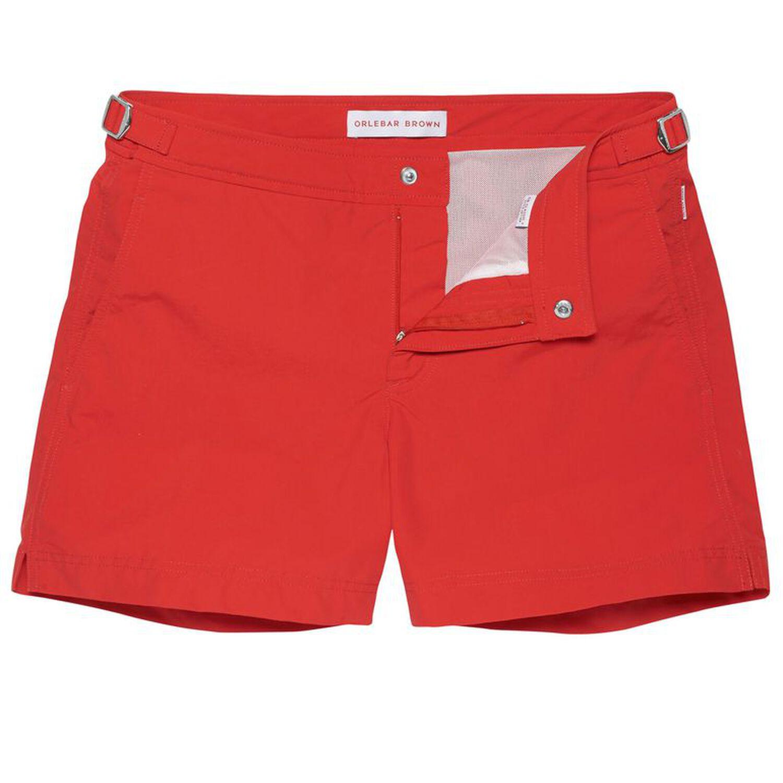 e2f048949d Setter - Rescue Red Shorter-Length Swim Shorts | Orlebar Brown