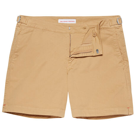 Orlebar Brown Bulldog Cotton Twill BIRCH
