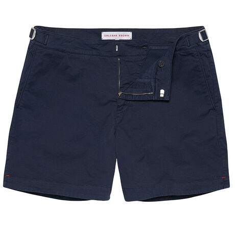 Orlebar Brown Bulldog Cotton Twill NAVY