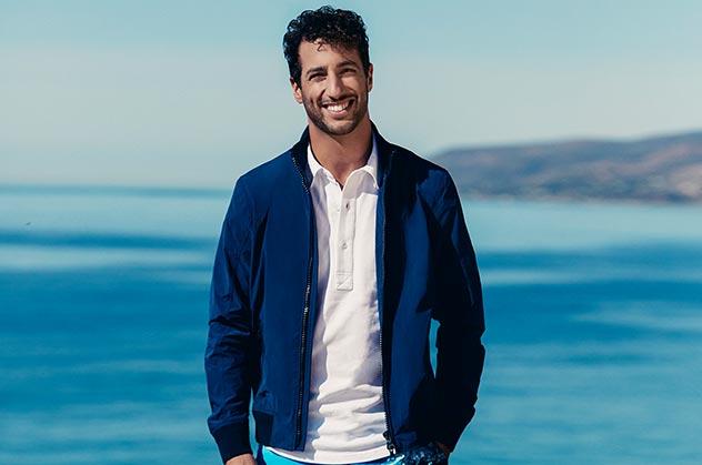 Orlebar Brown + Daniel Ricciardo Interview