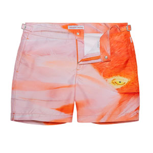Orlebar Brown Design Your Own Swimshorts #Snapshorts by Christian Bendeck