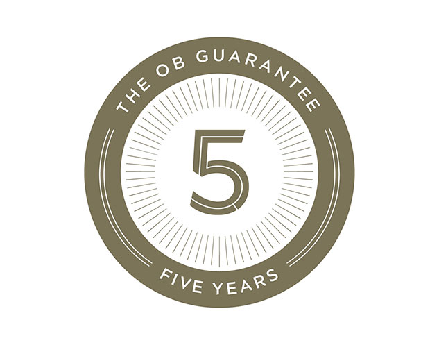 Orlebar Brown - Our 5 Year Guarantee