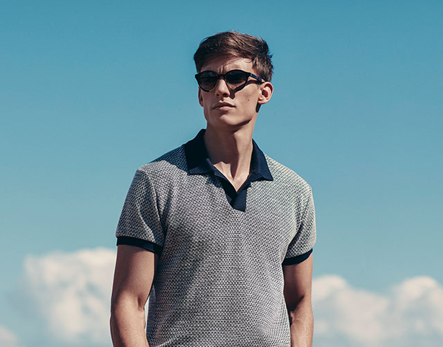 The Tailored Resort Polo