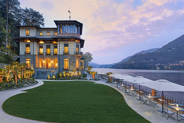 Mandarin Oriental Lake Como, Italy