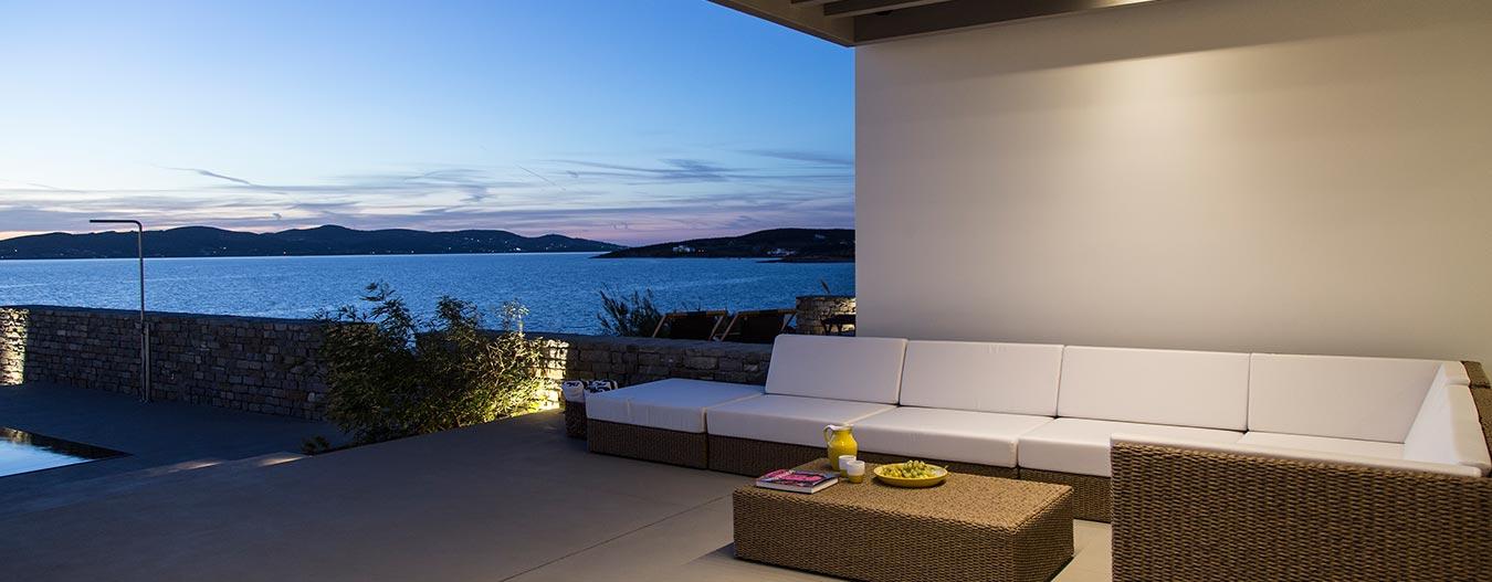 Villa Timi Paros, Greece