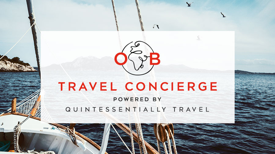 Orlebar Brown Travel Concierge
