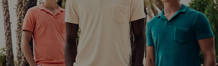 Finding the perfect polo shirt | Orlebar Brown