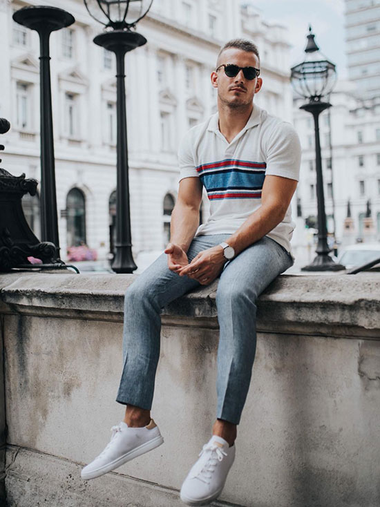 Orlebar Brown - The Low Down on London by Charlie Irons