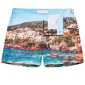 Orlebar Brown Design Your Own Swimshorts #Snapshorts by Toni Tran