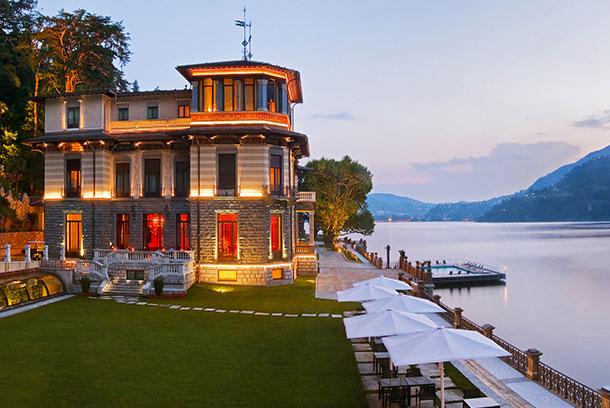 Mandarin Oriental Lake Como