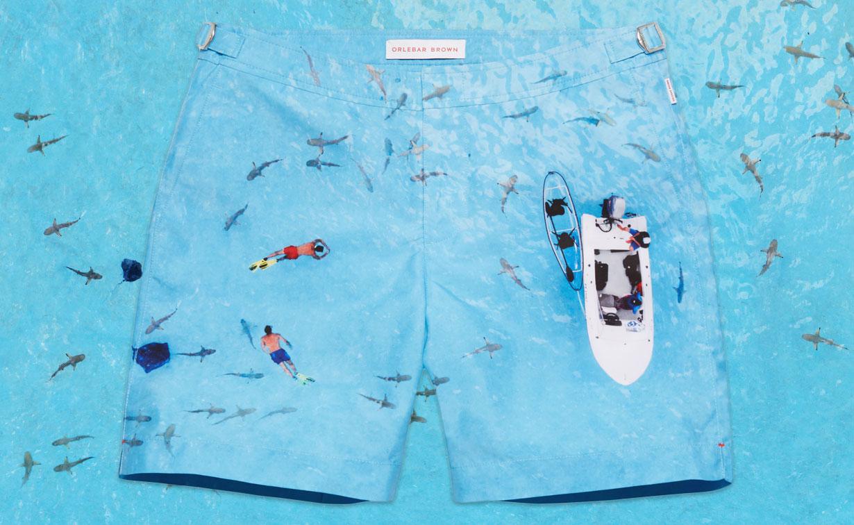 Beautiful Destinations - Tom's Shorts