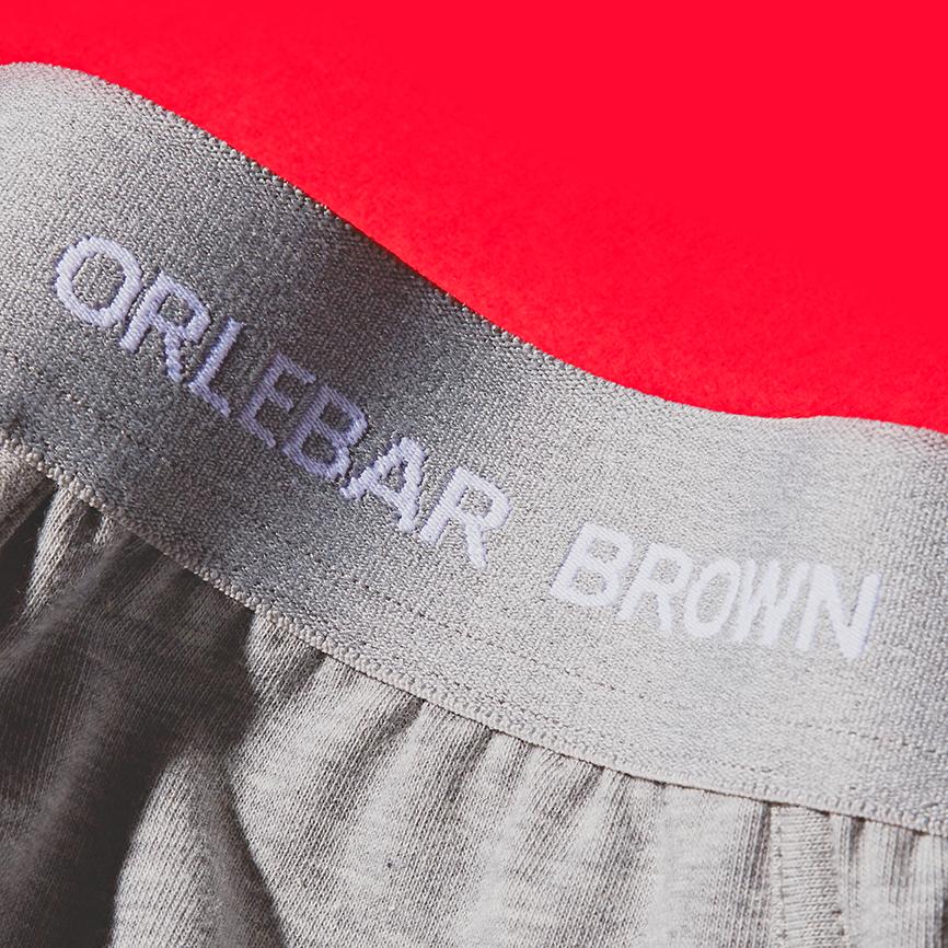 Orlebar Brown - JACQUARD LOGO