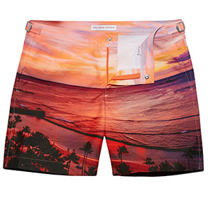 Orlebar Brown Design Your Own Swimshorts #Snapshorts by Elias Elindari
