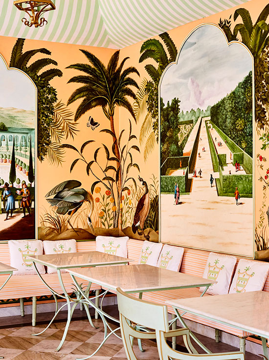 Orlebar Brown - Bar Palladio