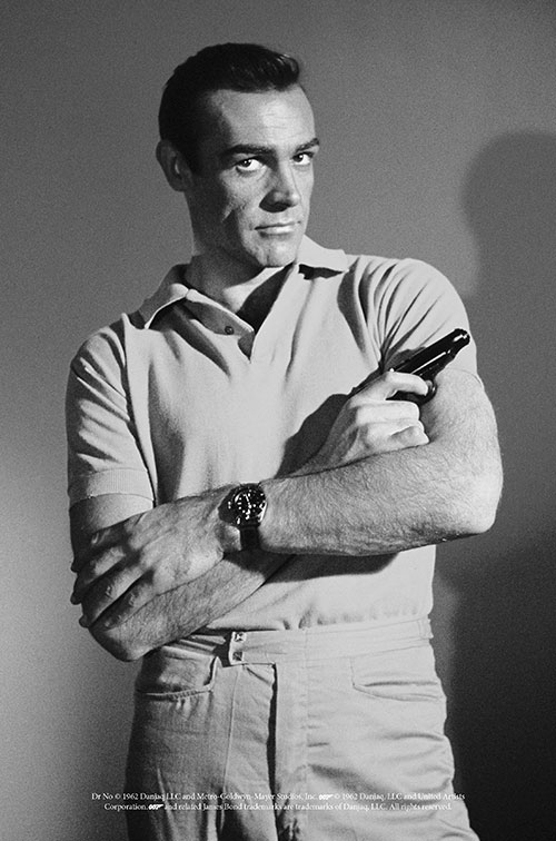 DR. NO 1962 - Dr No Towelling Polo